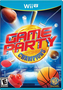 Game Party Champions - Wii U Game