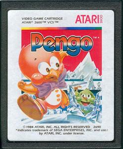 Pengo - Atari 2600 Game