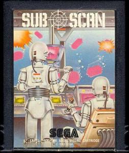 Sub Scan - Atari 2600 Game