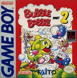 Bubble Bobble 2 - Game Boy Game