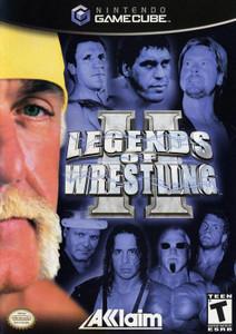Legends of Wrestling II - GameCube Game