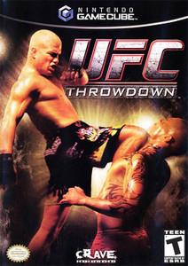 UFC Throwdown - GameCube Game