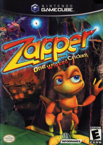 Zapper - GameCube Game