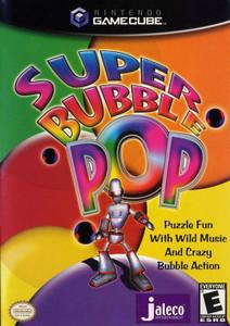 Super Bubble Pop - GameCube Game