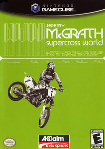 Jeremy McGrath Supercross World - GameCube Game
