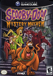 Scooby-Doo! Mystery Mayhem - GameCube Game