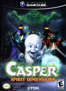 Casper Spirit Dimensions - GameCube Game