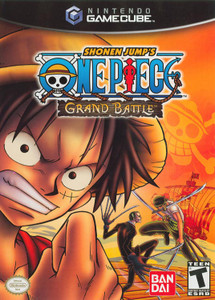 One Piece Grand Battle - GameCube Game