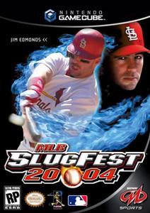 MLB SlugFest 2004 - GameCube Game