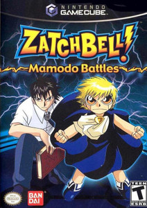 Zatch Bell! Mamodo Battles - GameCube Game
