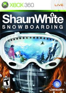 Shaun White Snowboarding - Xbox 360 Game