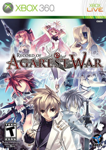 Record of Agarest War - Xbox 360 Game
