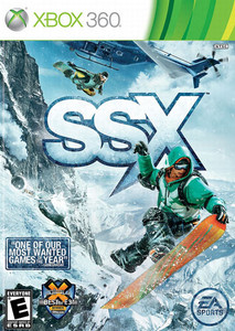 SSX - Xbox 360 Game