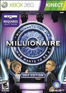 Who Wants to be a Millionaire 2012 Edition - Xbox 360 Game