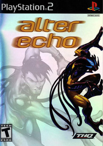 Alter Echo - PS2 Game
