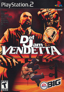 Def Jam Vendetta - PS2 Game
