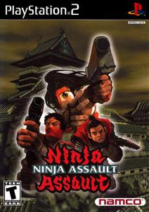 Ninja Assault - PS2 Game