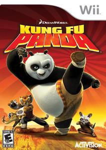 Kung Fu Panda - Wii Game