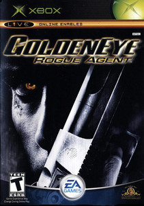 GoldenEye Rogue Agent - Xbox Game