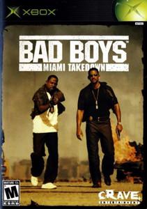 Bad Boys Miami Takedown - Xbox Game