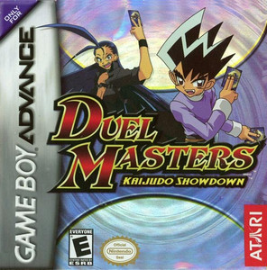 Duel Masters Kaijudo Showdown - Game Boy Advance Game
