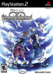 Kingdom Hearts Chain of Memories - PS2 Game
