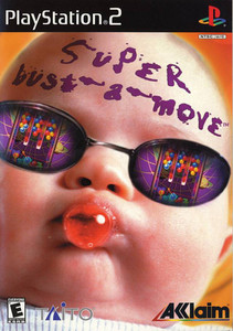 Super Bust-a-Move - PS2 Game