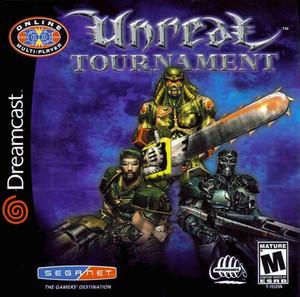 Unreal Tournament - Dreamcast Game