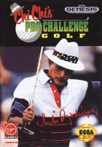 Chi Chi's Pro Challenge Golf - Genesis Game