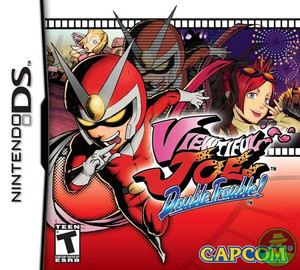 Viewtiful Joe Double Trouble - DS Game