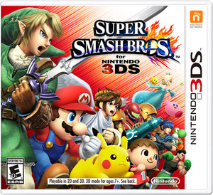 Super Smash Bros. - 3DS Game