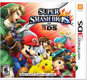 Super Smash Bros. - 3DS Game