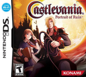 Castlevania Portrait of Ruin - DS Game