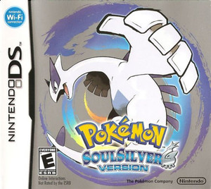 Pokemon SoulSilver - DS Game