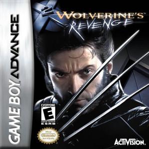 X-Men Wolverines Revenge - Game Boy Advance Game