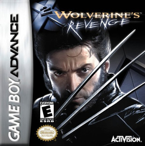 X-Men Wolverines Revenge - Game Boy Advance Game