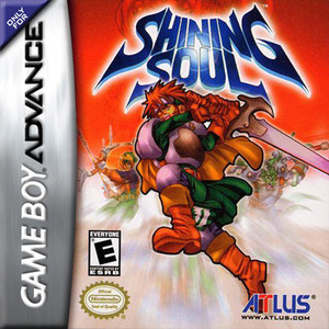 Shining Soul - Game Boy Advance Game