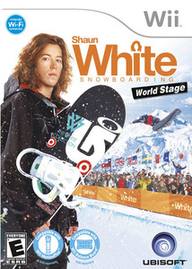 Shaun White Snowboarding World Stage - Wii Game