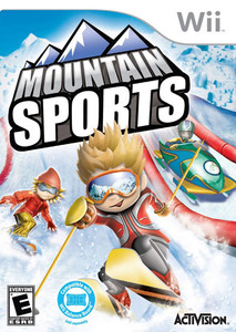 Mountain Sports - Wii Game
