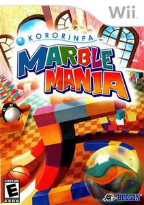 Kororinpa Marble Mania Wii Game