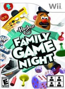 Hasbro Family Game Night - Wii Game