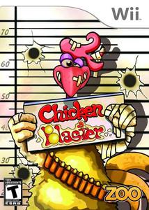 Chicken Blaster - Wii Game