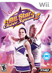 All Star Cheer Squad 2 - Wii Game
