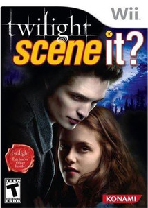 Twilight Scene it? - Wii Game