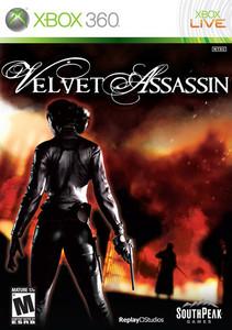 Velvet Assassin - Xbox 360 Game
