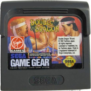 Double Dragon - Game Gear Game