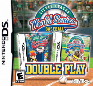 Little League World Series Double Play - DS Game