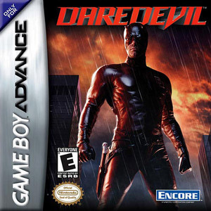 Daredevil - Game Boy Advance Game