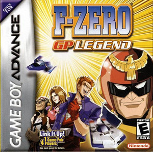 F-Zero GP Legend (FZero) - Game Boy Advance Game