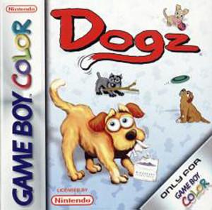 Dogz - Game Boy Color Game